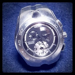 Mens Seiko watch Great gift for the holidays